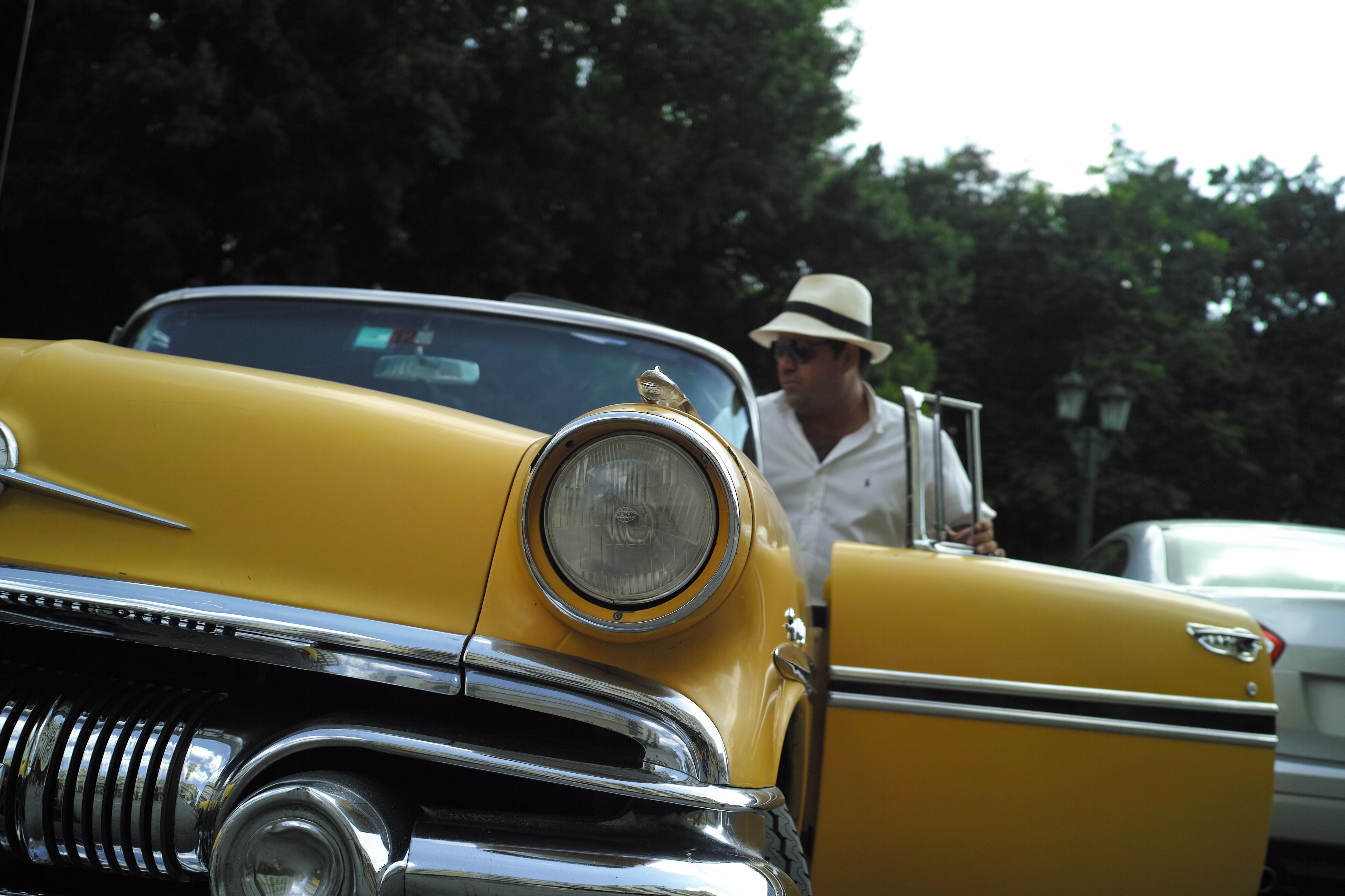 【キューバ・ハバナ】②旧車とモロ要塞偏
