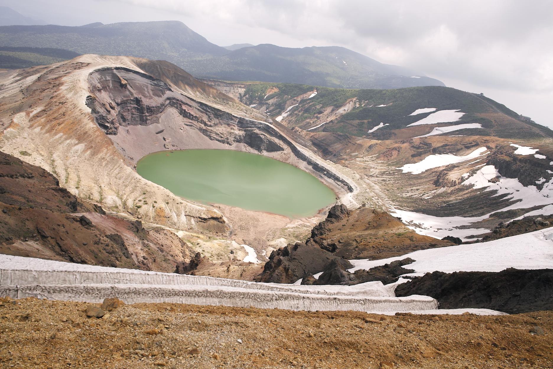2011年6月19日 蔵王山登山と山寺立石寺