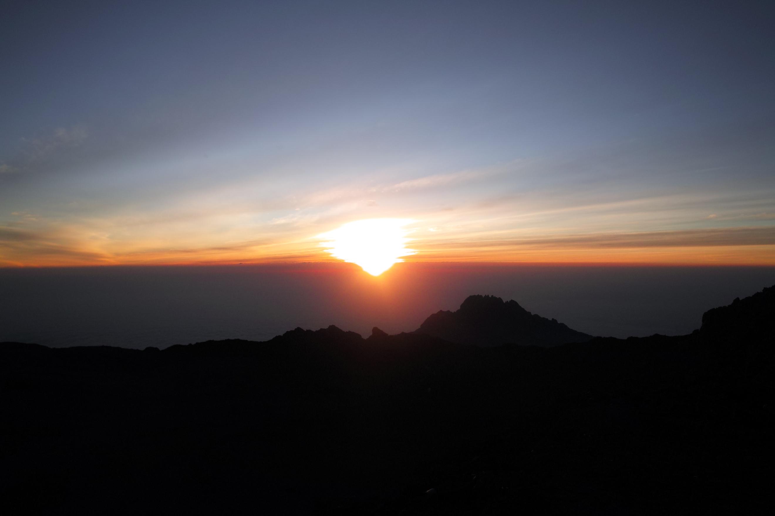 キリマンジャロ登山−実録偏-