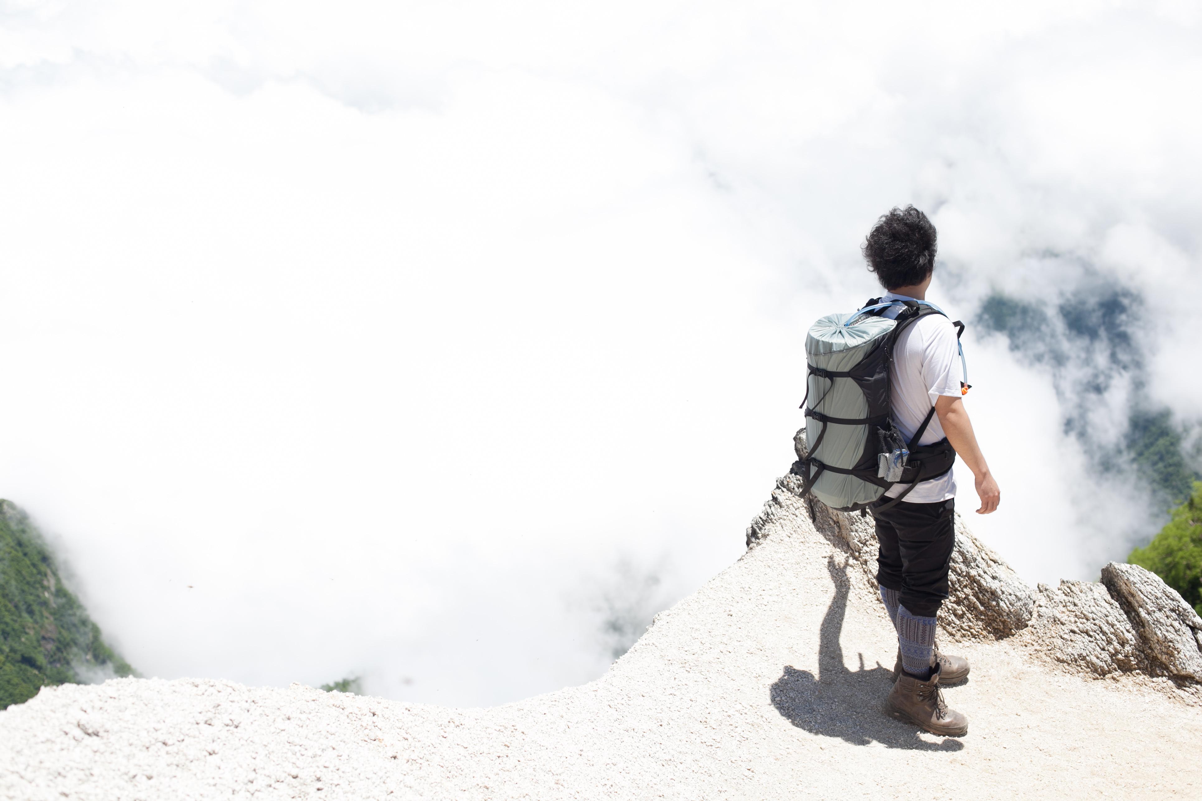 甲斐駒ヶ岳へ日帰り登山(2012年7月14日)