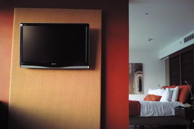 プレジデンテインターコンチネンタルホテルの部屋