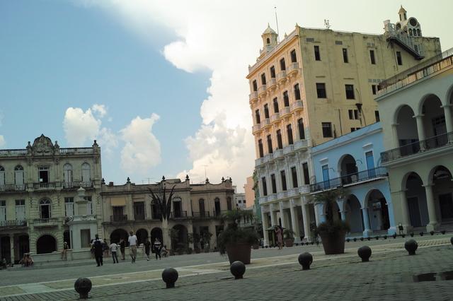 キューバ・ハバナ・ビエハ